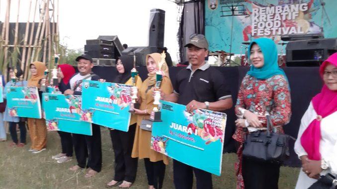 Desa Dasun Juara Pertama Lomba Masak Hidangan Bahari