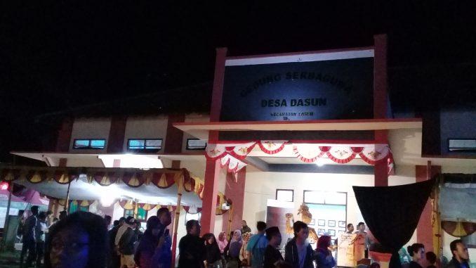 Hari Ke-2 Lasem Festival 2017, RTH Dasun Ramai