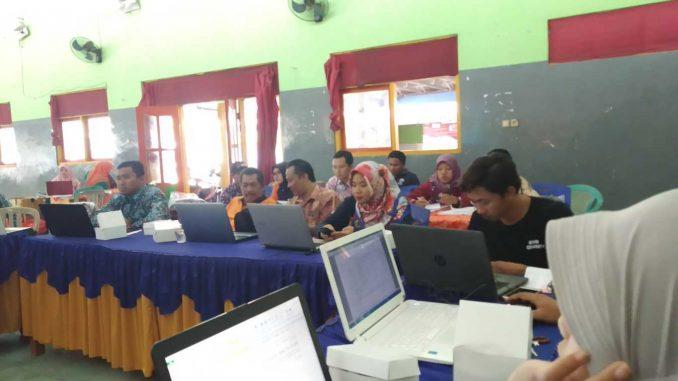 Peningkatan Kapasitas Admin Siskeudes Kecamatan Lasem
