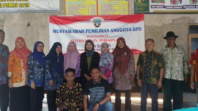 BPD Desa Dasun Terpilih Periode 2019-2025