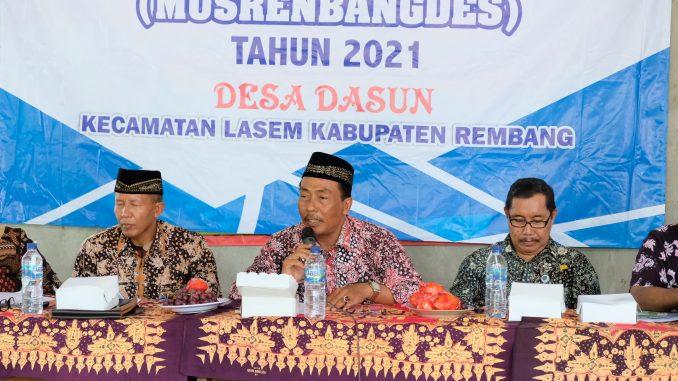 Musrenbangdes, Warga Aktif Memberikan Usulan